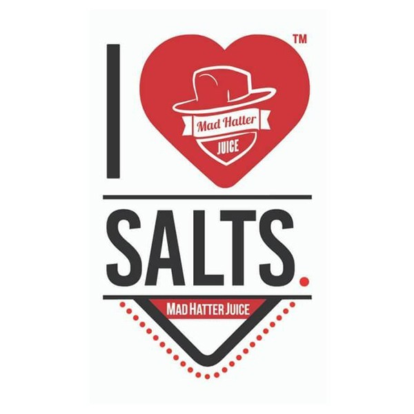 I Love Salts by Mad Hatter
